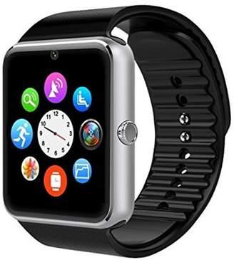 AmazingForLess 10 Pack G-10 Black Smart Watch Wholesale Lot Touch Screen Bluetooth Smart Wrist Watch - Supports SIM + Memory Card