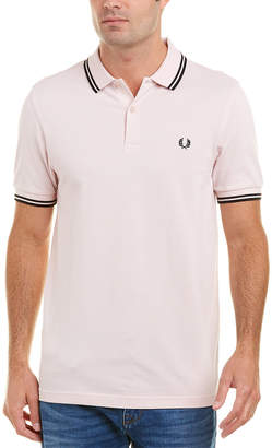 Fred Perry Woven Polo