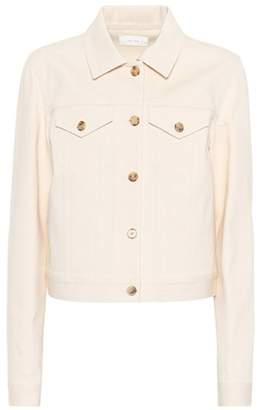The Row Rearman denim jacket