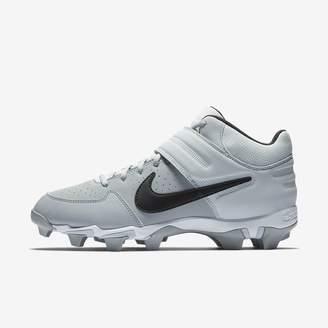 4dacace835ea Nike Men s Baseball Cleat Alpha Huarache Varsity Keystone Mid