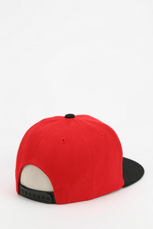 Urban Outfitters United Couture Pizza Snapback Hat