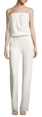 Ramy Brook Allie Strapless Jumpsuit $475 thestylecure.com