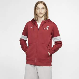 Nike Men's Full-Zip Hoodie College Therma (Alabama)