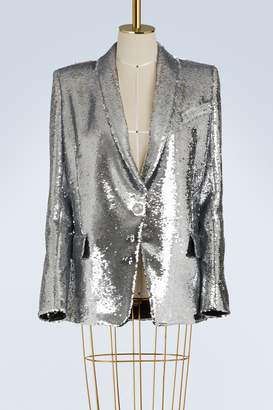 Balmain Sequined jacket