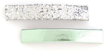 ban.do Bobbi Set Mint + Silver