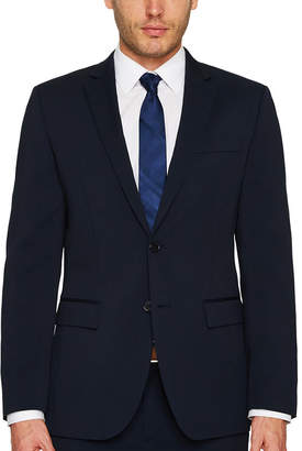 Jf J.Ferrar NEXT TECH Slim Fit Stretch Suit Jacket with Water & Stain Resistant Fabric