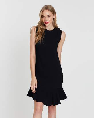 Forcast Lilliana Pleated Dress