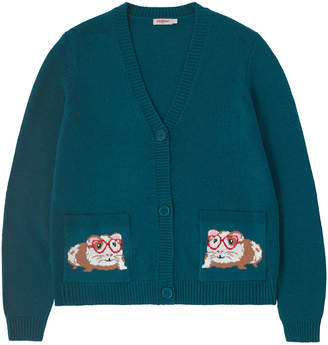 Cath Kidston Pets Party Pocket Cardigan