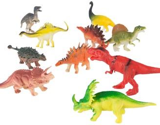 Hey Play Hey! Play! 10-Pack Dinosaur Figure Set