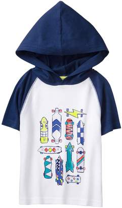 Crazy 8 Crazy8 Toddler Skateboard Hooded Tee