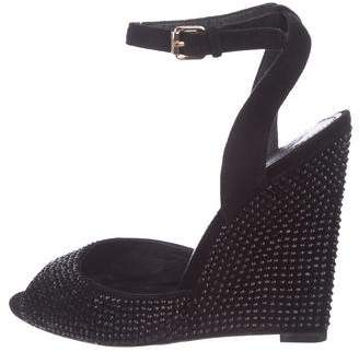 077075166ffb Tory Burch Black Ankle Strap Women s Sandals - ShopStyle