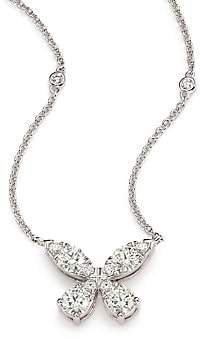 Hearts On Fire Women's Aerial Diamond & 18K White Gold Necklace