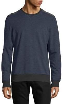 2xist Heathered Crewneck Sweatshirt