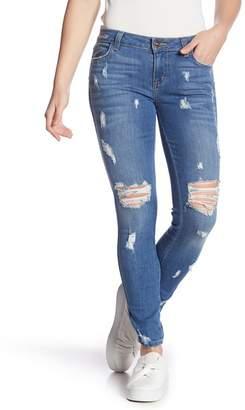 Siwy Denim Hannah Distressed Skinny Jeans