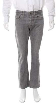Alexander McQueen Five Pocket Skinny Jeans