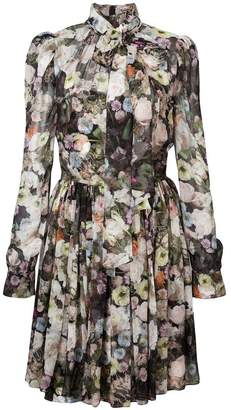 ADAM by Adam Lippes floral mini dress
