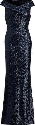 Lauren Ralph Lauren Ralph Lauren Metallic Off-the-Shoulder Gown