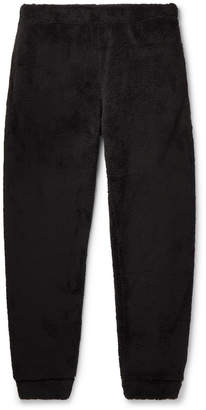 Wavy Bone Tapered Fleece Sweatpants