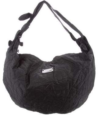 Marc by Marc Jacobs Large Nylon Logo Hobo