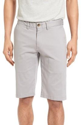 Men's Ben Sherman Slim Stretch Chino Shorts $59 thestylecure.com