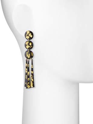 Nakamol Resin Multi-Drop Earrings