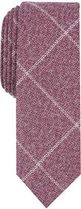 Original Penguin Men's Darsow Grid Skinny Tie