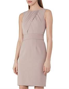 Reiss Benoit-Fitted Day Dress