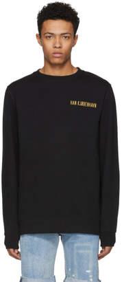 Han Kjobenhavn Black Casual Logo Sweatshirt