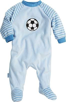 Playshoes Unisex Baby Overall Nicki Football Sleepsuit,(Manufacturer Size:68)