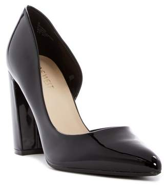 Nine West Anisa d'Orsay Pump - Wide Width Available