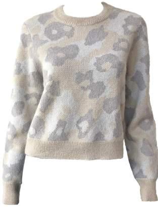 Rag & Bone Leopard Crew Sweater