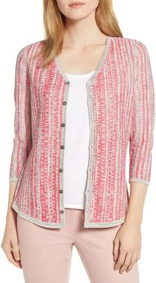 Nic+Zoe Tubular Sunset Cardigan