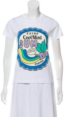 Yazbukey Short Sleeve Printed T-Shirt