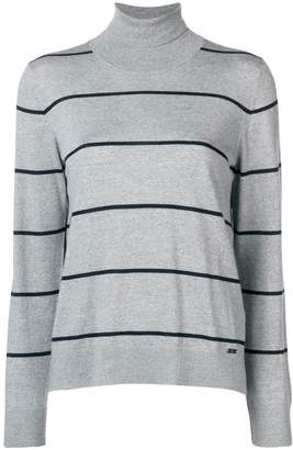 Fay horizontal stripe sweater