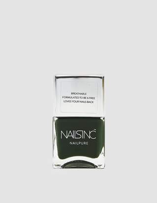 Nails Inc Nailpure Nail Polish in Want Not Need