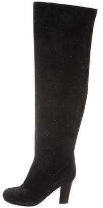 See by Chloe Studded Knee Boots