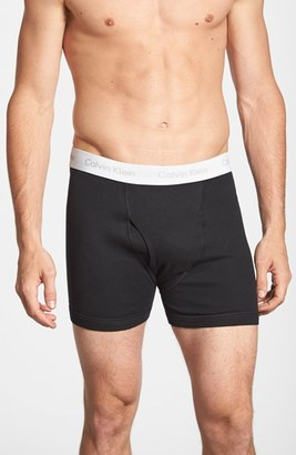 Men's Big & Tall Calvin Klein 2-Pack Boxer Briefs $39.50 thestylecure.com