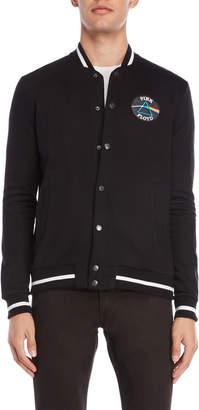 Eleven Paris Pink Floyd Varsity Bomber Jacket