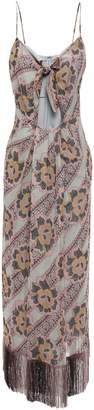 Anna Sui Maxi Dress