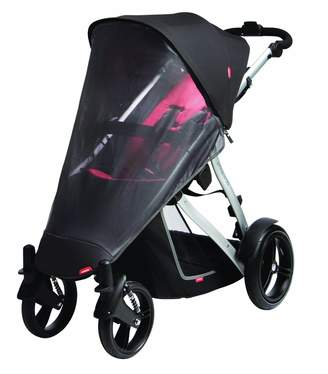 Phil & Teds Phil & Ted's UV Sunny Days Single Mesh Cover for Verve Stroller