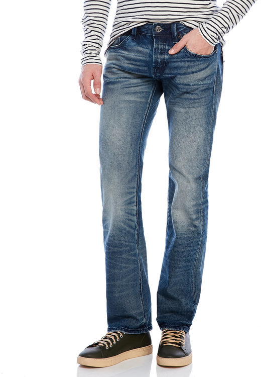 Cult Of Individuality cult of individuality Rebel Straight Jeans