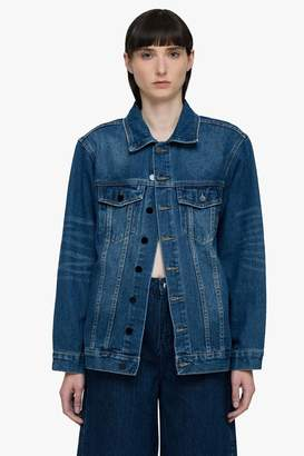 Genuine People Oversized Denim Jacket