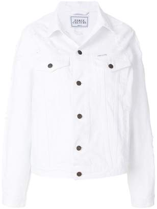 Couture Forte Dei Marmi classic denim jacket