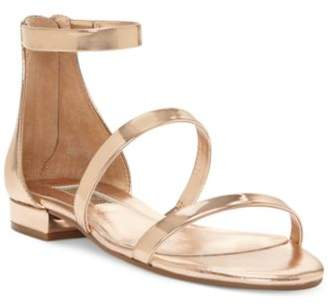 INC International Concepts I.N.C. Women's Yessenia Strappy Flat Sandals, Created for Macy's