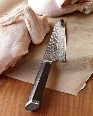 Shun Fuji Asian Prep Knife
