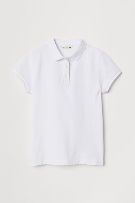 H&M 2-pack polo shirts