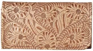 American West Trifold Wallet Wallet Handbags
