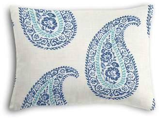 Loom Decor Boudoir Pillow Mandha - Sea