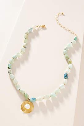 Chan Luu Beaded Pendant Necklace
