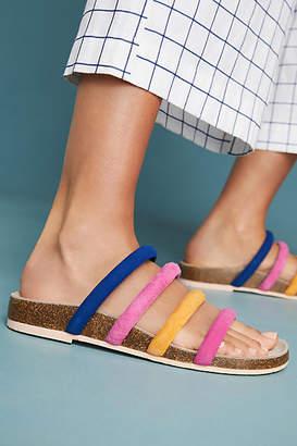 Charlotte Stone Glora Slide Sandals
